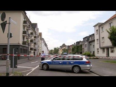 ألمانيا تجلي السكان بسبب قنبلة تعود للحرب العالمية الثانية - فيديو