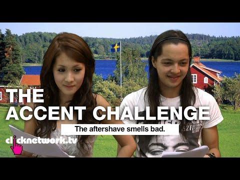 The Accent Challenge - Chick vs. Dick: EP59 (видео)
