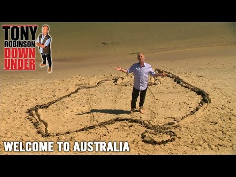 Tony Robinson Down Under | E5 | Welcome To Australia