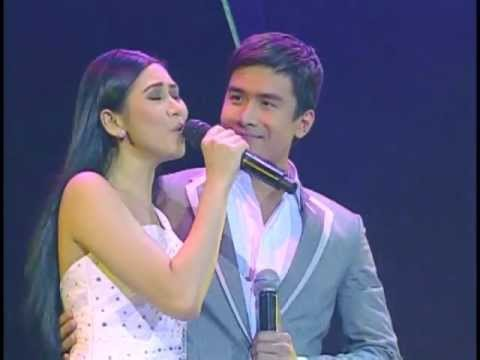 Sarah Geronimo Record Breaker DVD – Please Be Careful With My Heart (duet with Christian Bautista)