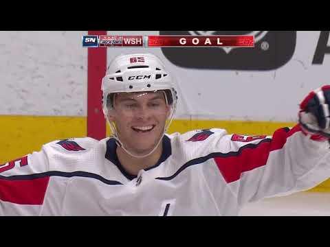 Video: Washington Capitals vs Edmonton Oilers   NHL   OCT-25-2018   21:00 EST