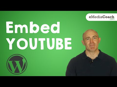Easily Embed Youtube Videos in WordPress (and Autoplay in High Definition!)