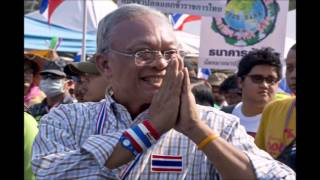 Protesters In Thailand March Against The Government