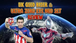 Video Ultraman Geed: DX Geed Riser & Ultra Zero Eye Neo Review from HobbyLink Japan MP3, 3GP, MP4, WEBM, AVI, FLV Maret 2019