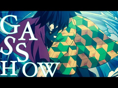 【MAD/AMV】鬼滅の刃×gasshow