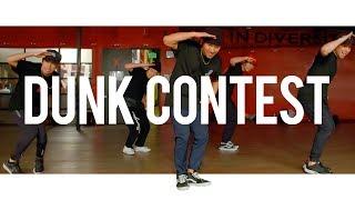 Video Magic Bird - Dunk Contest | Choreography With Vihn Nguyen MP3, 3GP, MP4, WEBM, AVI, FLV November 2018