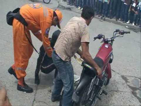 LOS VENENOS DE LA MOTOVELOCIDAD EN PITALITO 2008
