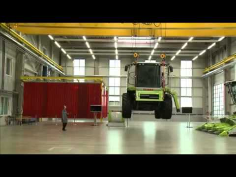 Demag Overhead Cranes for Lighter or Heavy Load Capacities