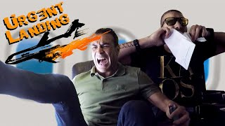 Urgent Landing ~Episode 6 by The X-Prank Show with Mohamed Zidan and Essam El Hadaryالحلقة السادسة من #هبوط_إضطراري : محمد زيدان و عصام الحضرى_________________________تابعونا على / Follow us on :Facebook : https://www.facebook.com/thexprankshowTwitter : https://twitter.com/TheXPrankShow