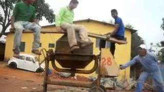 Peão de betoneira