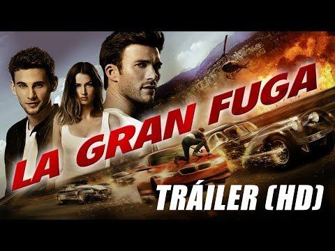 La Gran Fuga (Overdrive) - Trailer Subtitulado HD