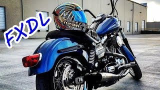 1. 2006 Dyna Low Rider | Harley Davidson | FXDL