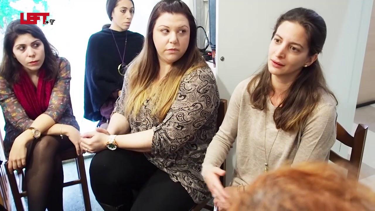 Επίσκεψη Αχτσιόγλου – Φωτίου στον ξενώνα φιλοξενίας του Δήμου Αθηναίων για γυναίκες θύματα βίας