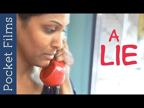 The lies told by a father to a young daughter changed her life - Short Film - A Lie?