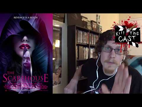 Kill the Trailer- The Scarehouse (2014) June 2017 Horror Pack Blu-ray!