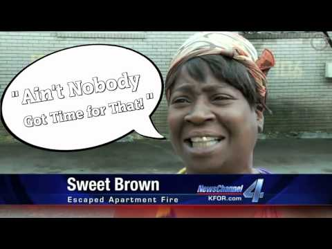 Sweet Brown - Ain't Nobody Got Time For That (Autotune Remix) [10 HOURS LOOP VERSION]