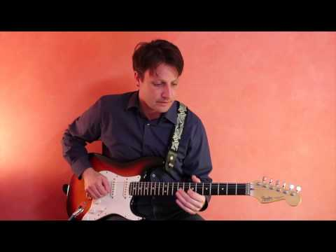 How to Play Blues Guitar, Part 1: Guitar Scales Video Lesson