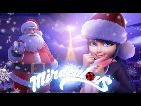 "MIRACULOUS | 🐞❄️  SANTA CLAWS - ""Bad Santa"" ❄️ 🐞 | Tales of Ladybug and Cat Noir"