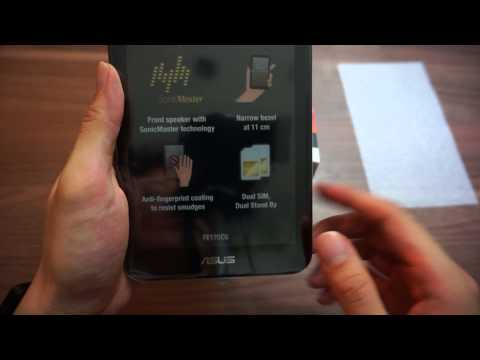 Asus Fonepad 7 2014 (FE170CG) Unboxing & Preview (Thai)