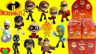 Video The Incredibles 2 Movie Funko Mystery Minis Full Set MP3, 3GP, MP4, WEBM, AVI, FLV Juli 2018