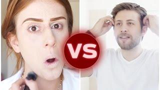 Video Como eu me arrumo VS Como meu marido se arruma!🙎🏼✖️👨🏼 MP3, 3GP, MP4, WEBM, AVI, FLV Februari 2019