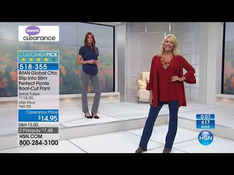 HSN | Fashion & Accessories End of Season Clearance 09.05.2017 - 02 AM