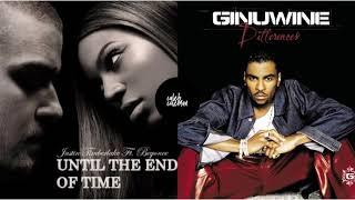 Justin Timberlake & Beyoncé x Ginuwine - until the end of differences (mashup)
