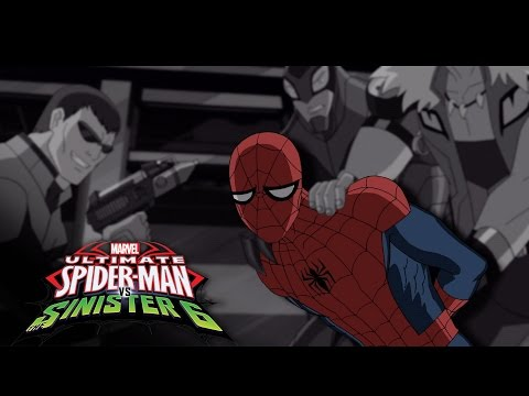 Ultimate Spider-Man 4.25 Clip