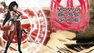 Video Ninja Gaiden 3 Razor's Edge - Boss Guide for Momiji MP3, 3GP, MP4, WEBM, AVI, FLV Desember 2018