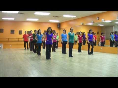 Have You Ever Seen The Rain - Line Dance (Dance & Teach In English & 中文)