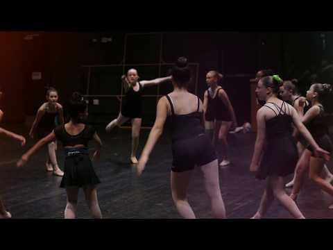 Celestino The Australian Ballet Student Rehearsals 2017 1