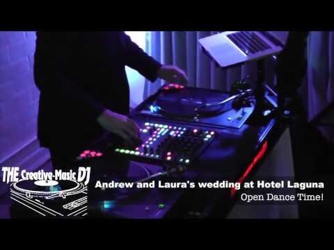 Laguna Wedding DJ - Hotel Laguna Wedding Video