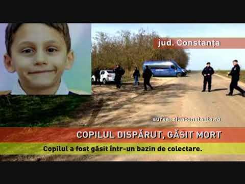 Copilul dispărut din Pecineaga, găsit mort într-un bazin de dejecții