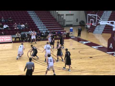 Alma College Men's Basketball vs. Kuyper College - November 22, 2011