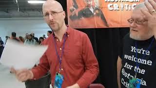 Meeting Doug Walker (Aka Nostalgia Critic)