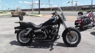 9. 327286 - 2011 Harley Davidson Dyna Fat Bob FXDF - Used motorcycles for sale