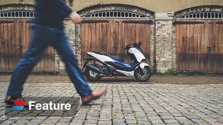 6. Honda Forza 125cc Scooter long-term test review