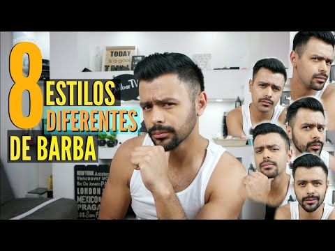 8 Estilos de Barba  2019  Barba para cada tipo de rostro