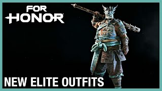 For Honor: New Elite Outfits   Week of 08/22/2019   Weekly Content Update   Ubisoft [NA] by Ubisoft