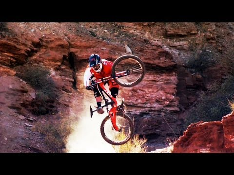 RED - Freeride mountain biking crowned a new king as Canadian Kurt Sorge took the top spot in Red Bull Rampage 2012. France's Antoine Bizet took second and Utah lo...