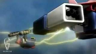 Video Glow 3D Animation Studios Voltes V Redux MP3, 3GP, MP4, WEBM, AVI, FLV Agustus 2019