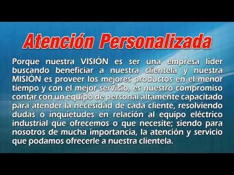 Presentacion Reflex Plus, S.A. de C.V. El Salvador, Centroamerica