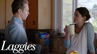 Laggies | Dad Jokes | Official Movie Clip HD | A24