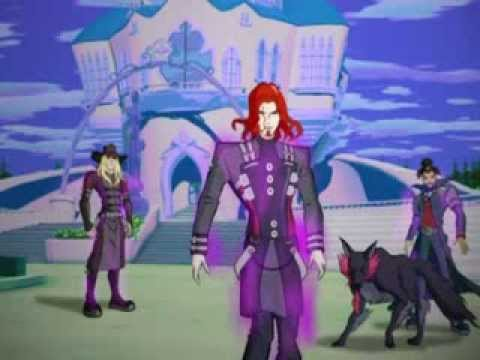 "Winx Club Season 4 Episode 1 ""The Wizards of the Black Circle"" Nickelodeon"