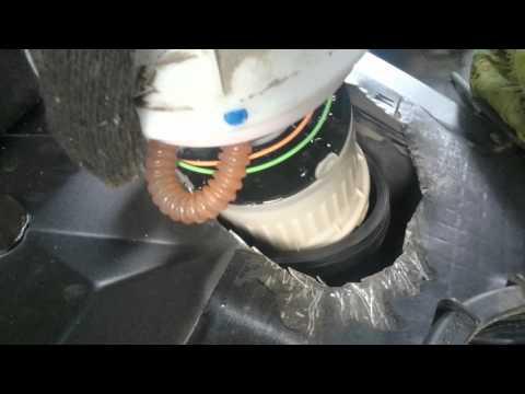 есть ли топливный фильтр на форд фокус 2 рестайлинг