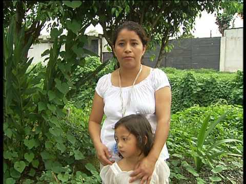 Red de apoyo comunitario de mujeres campesinas afectadas por la violencia doméstica (Guatemala).