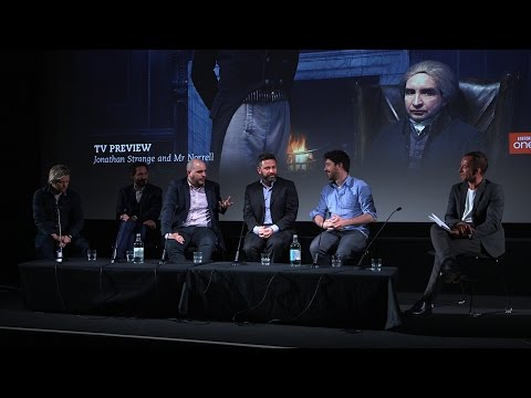 Jonathan Strange & Mr Norrell panel discussion | BFI