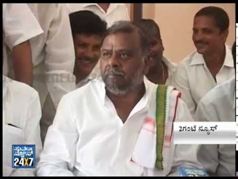 Donkey will take 25,000 votes, contested from congress..! | Minister Anjaneya