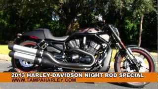 8. New 2013 Harley-Davidson Night Rod Special VRSCDX