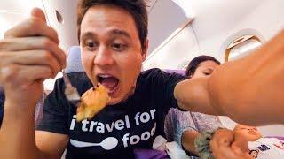 Video Emirates Airline FOOD REVIEW - Bangkok to Dubai  to Munich   Layover at Dubai International Airport MP3, 3GP, MP4, WEBM, AVI, FLV Desember 2018